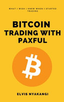 Bitcoin Trading With Paxful