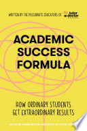 Academic Success Formula