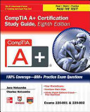 CompTIA A  Certification Study Guide  Eighth Edition  Exams 220 801   220 802
