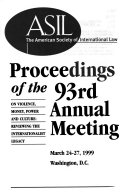 Book Proceedings of the ... Annual Meeting