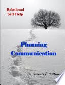 Planning Communication