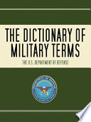 The Dictionary Of Military Terms