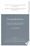 Facing Modernity