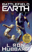 Battlefield Earth : humans barely surviving in the rocky mountain refuge...
