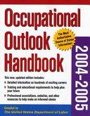 Occupational Outlook Handbook 2004 2005