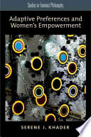 Adaptive Preferences and Women s Empowerment