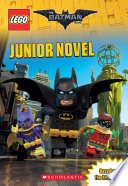 Junior Novel  The LEGO Batman Movie