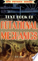 Text Book Of Rotational Mechanics
