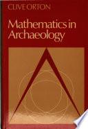 Mathematics in Archaeology