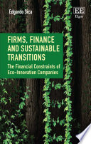 Firms  Finance and Sustainable Transitions