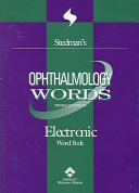 Stedman s Ophthalmology Words