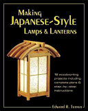 Making Japanese style Lamps and Lanterns
