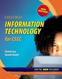 Oxford Information Technology for CSEC To Meet The Requirements Of