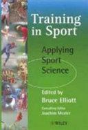 Training in Sport
