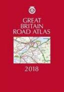 Great Britain Road Atlas 2018 HB