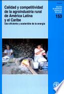 Calidad y competitividad de la agroindustria rural de Am  rica Latina y el Caribe