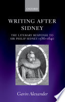 Writing After Sidney