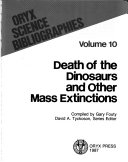 Death of the Dinosaurs and Other Mass Extinctions Book PDF