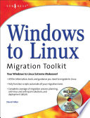 Ebook Windows to Linux Migration Toolkit Epub David Allen Apps Read Mobile