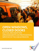 Open Windows  Closed Doors