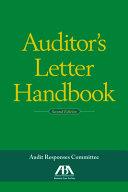 Auditor's Letter Handbook