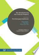 Die Konstituierung von Cultural Property