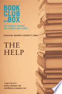 Bookclub In a Box Discusses the Help  by Kathryn Stockett