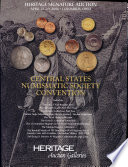 Heritage Numismatic Auctions, Columbus, OH CSNS Signature Auction Catalog #404