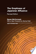 The Emptiness of Japanese Affluence