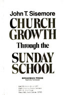 Church Growth Through The Sunday School