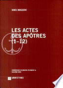 Les Actes des Ap  tres  1 12