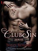 The Club Sin Series 4 Book Bundle