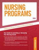 Nursing Programs - 2010