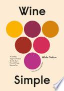 Book Wine Simple
