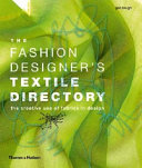 The Fashion Designer s Textile Directory