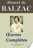 Honor   de Balzac   Oeuvres compl  tes     115 titres La Com  die humaine  Nouvelle   dition enrichie
