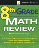 Eighth Grade Math Review