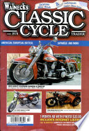 WALNECK'S CLASSIC CYCLE TRADER, MARCH 2006