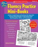 Fluency Practice Mini Books