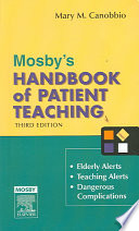 Mosby s Handbook of Patient Teaching