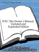 YOU  The Owner s Manual