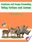 Database And Image Processing Using Python And Access