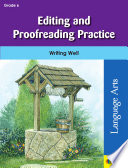 Editing and Proofreading Practice