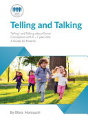 Telling and Talking 0 7 Years   A Guide for Parents Book PDF