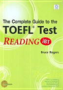 The Complete Guide to the TOEFL Test Reading iBT  CD1