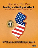 New Jersey Test Prep Grade 7 Reading and Writing Workbook