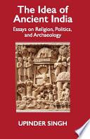 The Idea of Ancient India