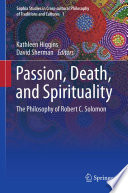 Passion  Death  and Spirituality