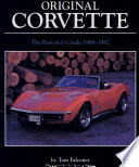 Original Corvette 1968 1982