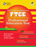 The FTCE Professional Education Test